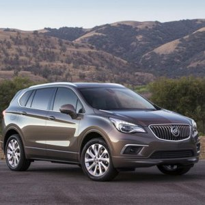 Buick Envision from China